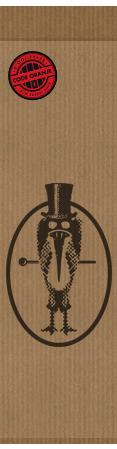 Code Oranje - Cadenhead's Rum